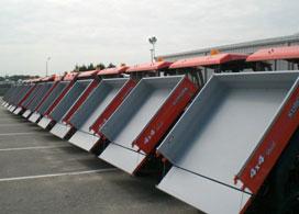 Scorpion Dump Truck Bed Liners