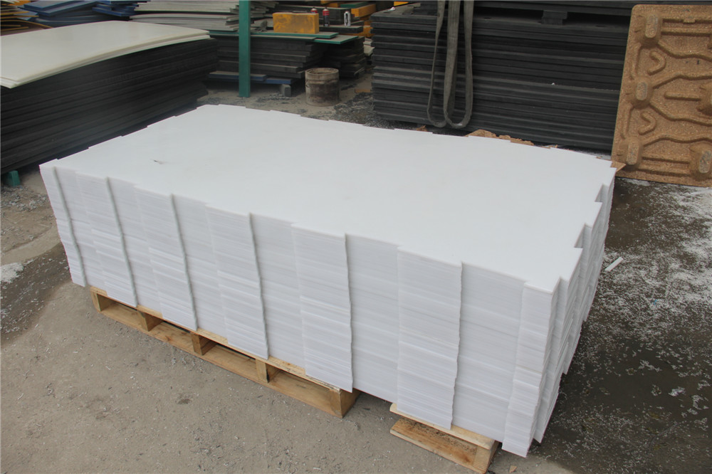 UHMWPE /HMWPE Synthetic ice panel