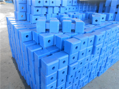 UHMWPE Machined Blocks