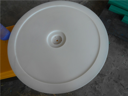 Natural UHMWPE Cover plate