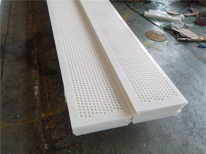 UHMWPE Suction box top