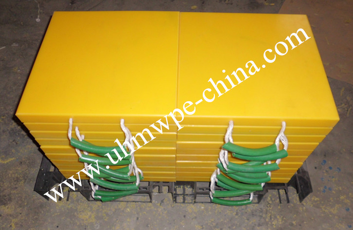 Crane Outrigger Stabilizer Pad | UHMWPE Outrigger Pads