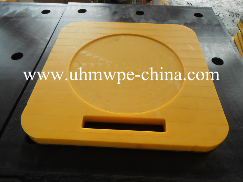 Crane Outrigger Stabilizer Pad