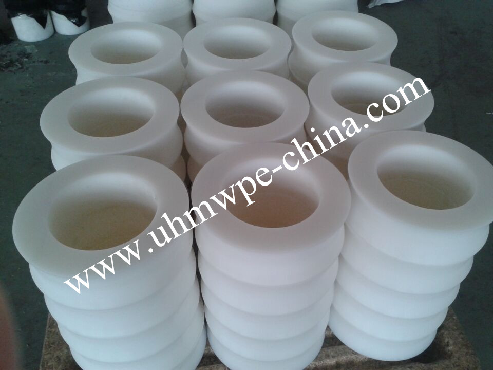 UHMWPE Port Machinery Parts | UHMWPE Pulley | UHMWPE Roller