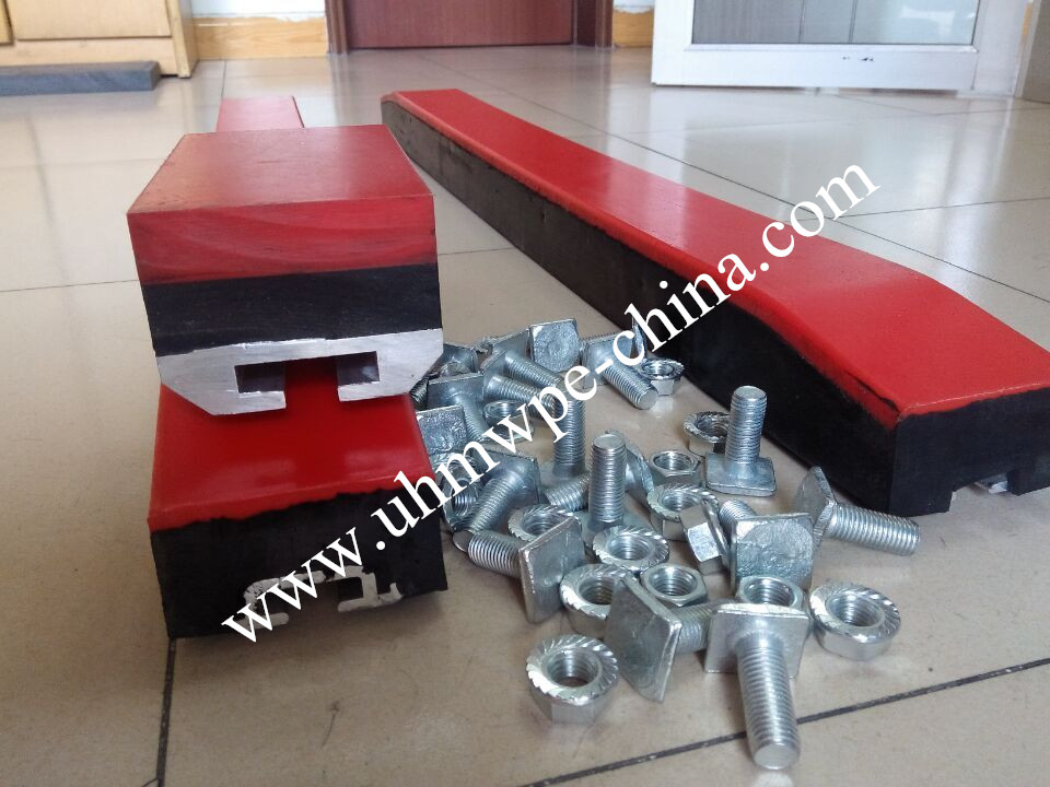 Impact Bars for Conveyor Belts