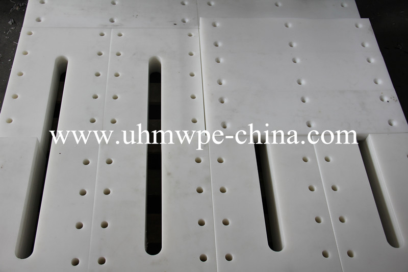 UHMW-PE Drag Conveyor Paddles