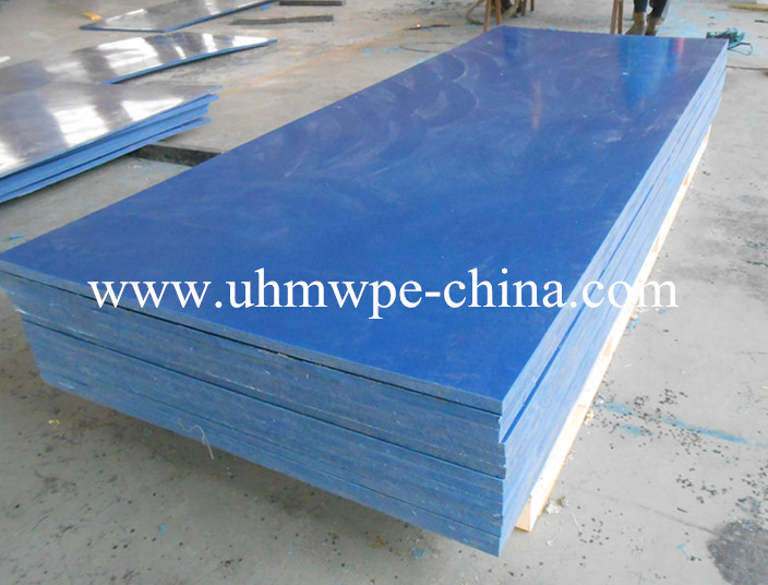 Self-lubrication UHMWPE Liner for Coal Mine