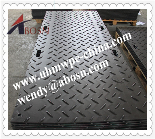 Temporary Roads & Ground Protection Mats & Site Access Matting
