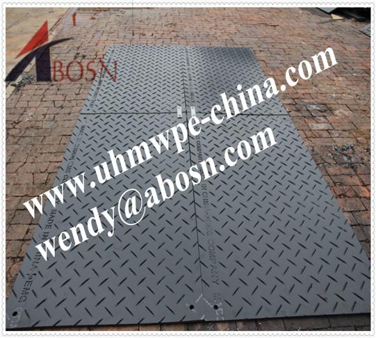 Heavy Duty Temporary Road Mat for Civil Engineering