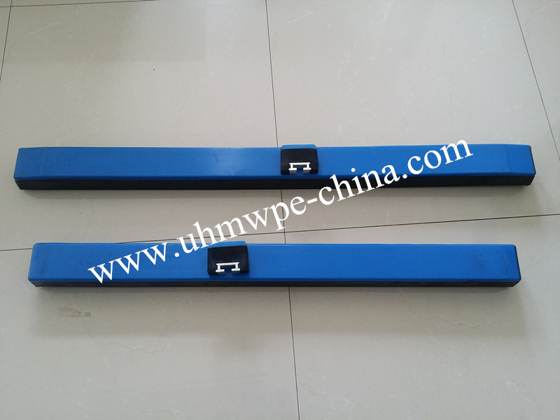 Low Friction Impact Bars for Conveyor