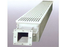 UHMWPE Suction Box Cover