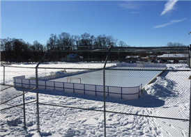 Hockey Dasher Board in Canada