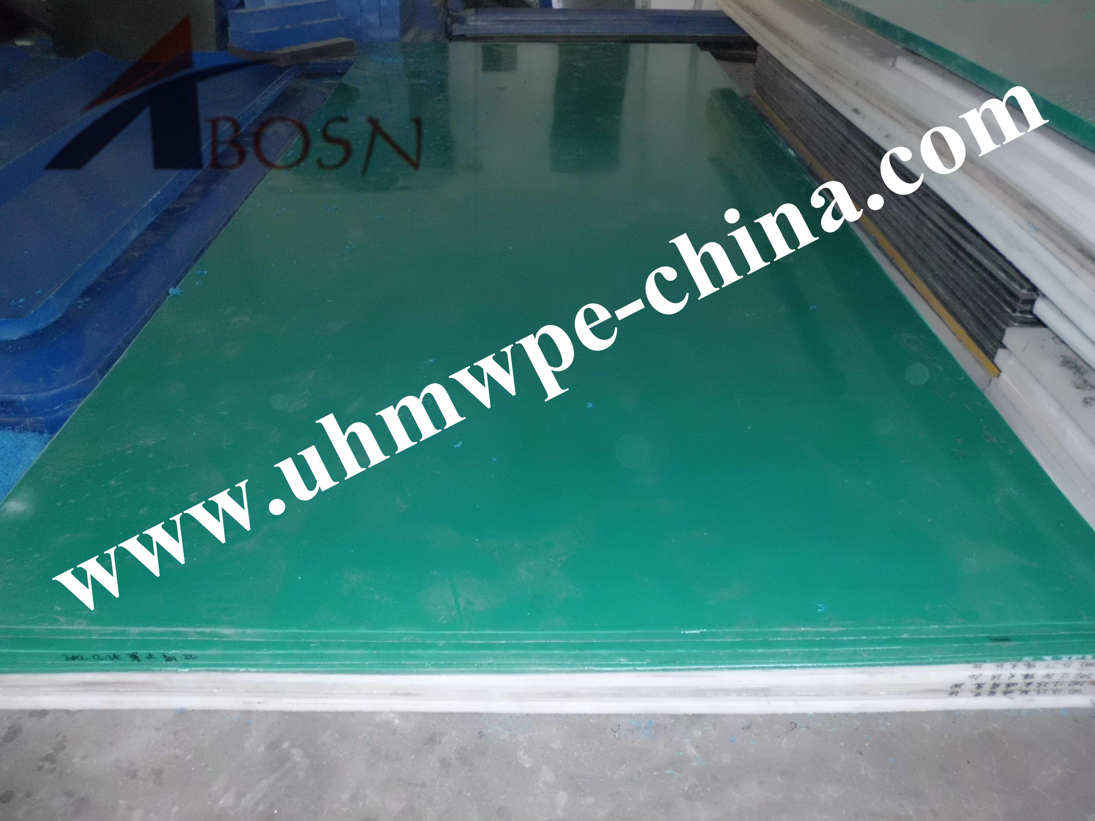 Self-lubricating UHMWPE TIVAR Liner sheet