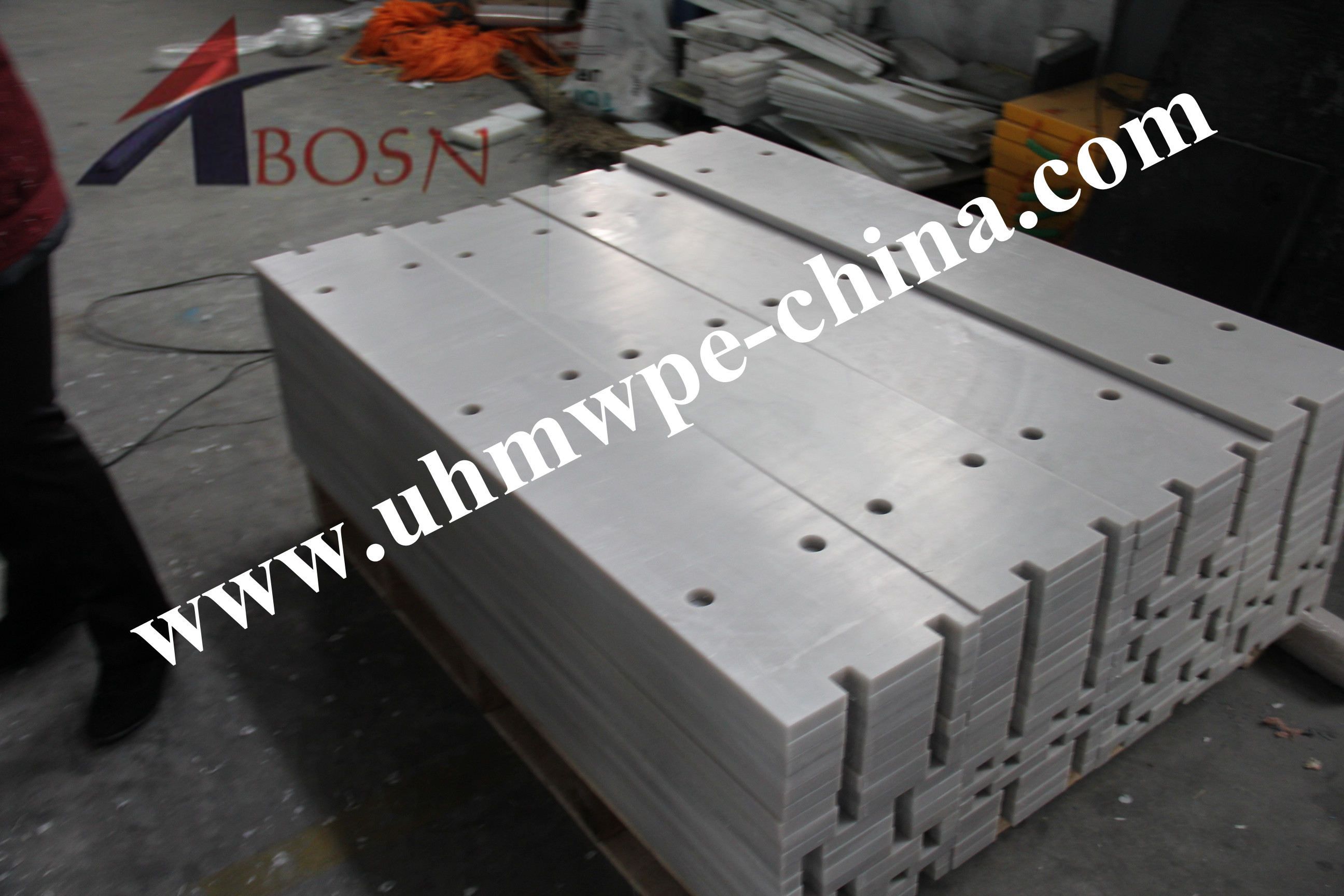 Glass Filled/Ceramic Filled UHMWPE Sheet