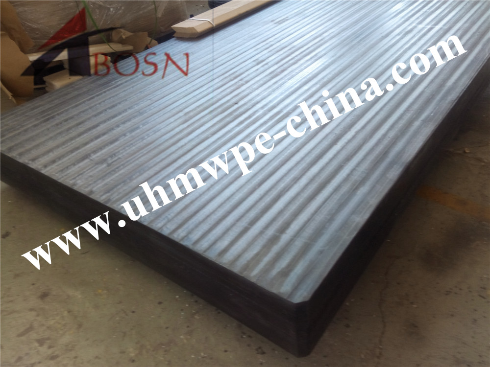 Radiation Shielding Boron Added UHMWPE Sheet