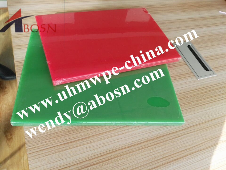 Bigger size and thicker HDPE Cutting Board