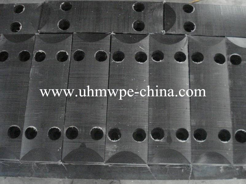 Customized Uhmwpe Excavator Track Pads Supplier