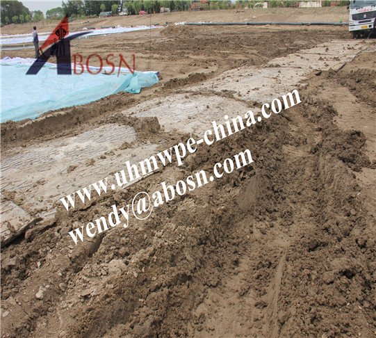 ABOSN UHMWPE/HDPE Composite Swamp Mat