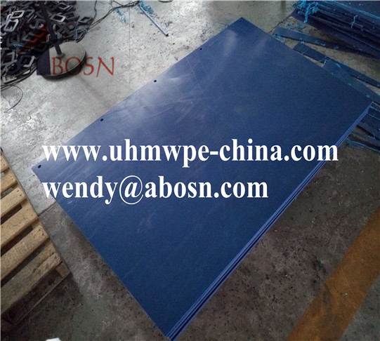 6mm Thickness for UHMWPE Sheet