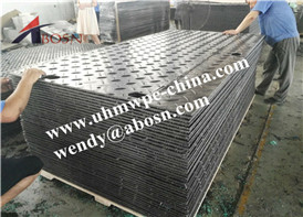 Ground Protection Mat for Ronseal