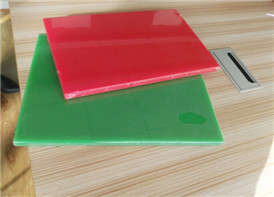HDPE Chopping Board for Supermarket