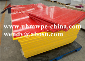 Colorful HDPE Sheet