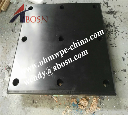 High Impact Strength UHMWPE Pad