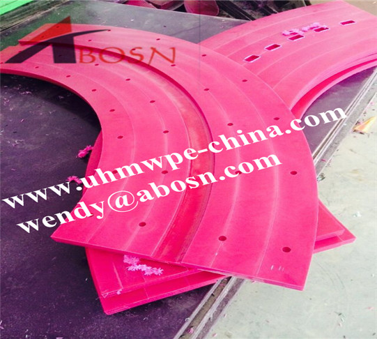 UHMWPE Profile and Chain guides