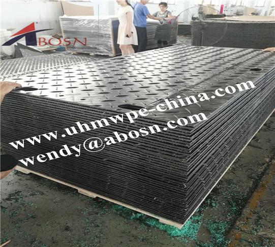 HDPE Temporary Event Ground Mat