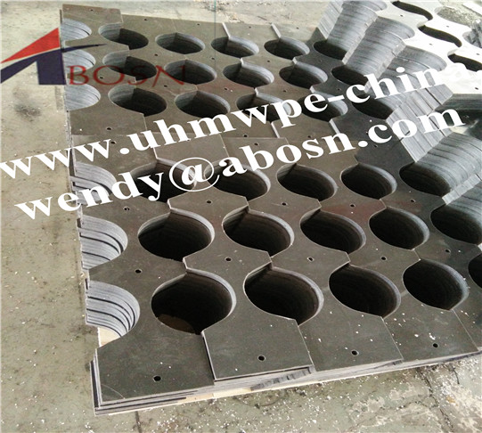 Regenerated HDPE Cable support