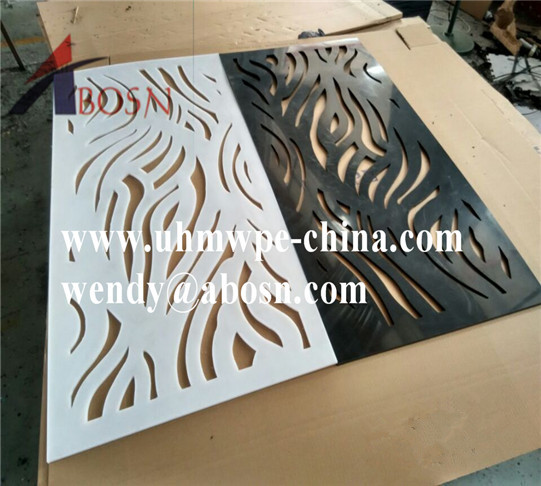 HDPE Decoration Screen