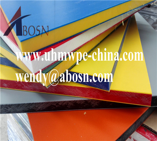 HDPE Decoration Sheets