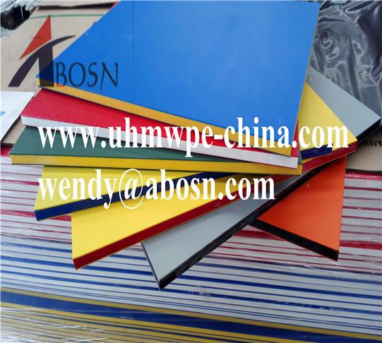 HDPE Decoration Sheets