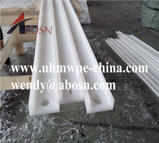 UHMWPE Chain Guide Profile