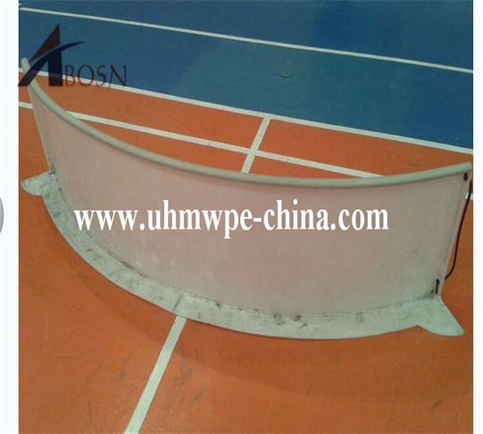 Top Qualtity Floorball Rink Barriers
