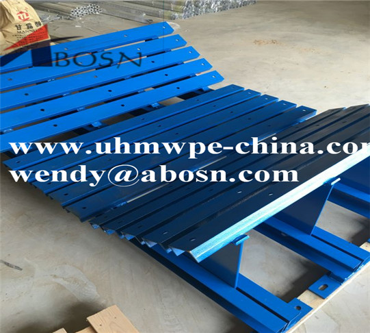 Flame Retardant Conveyor Impact Bed