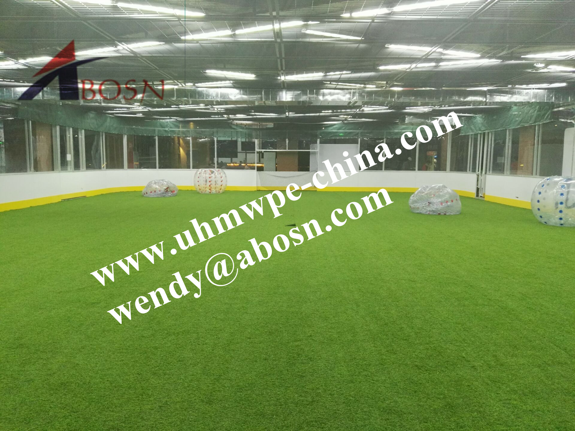 Indoor Portable Soccer Fields