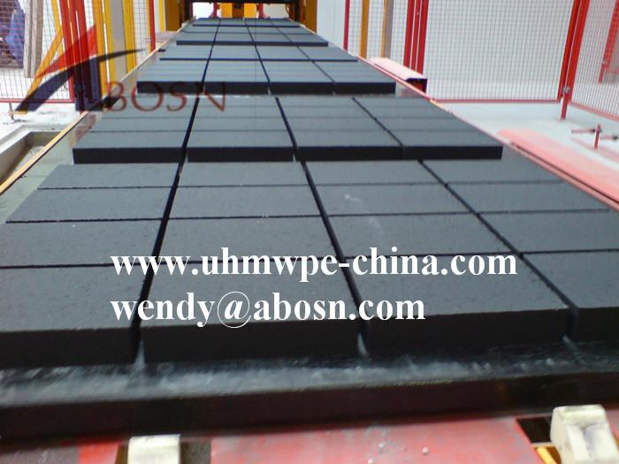 Pallets for Block Machine