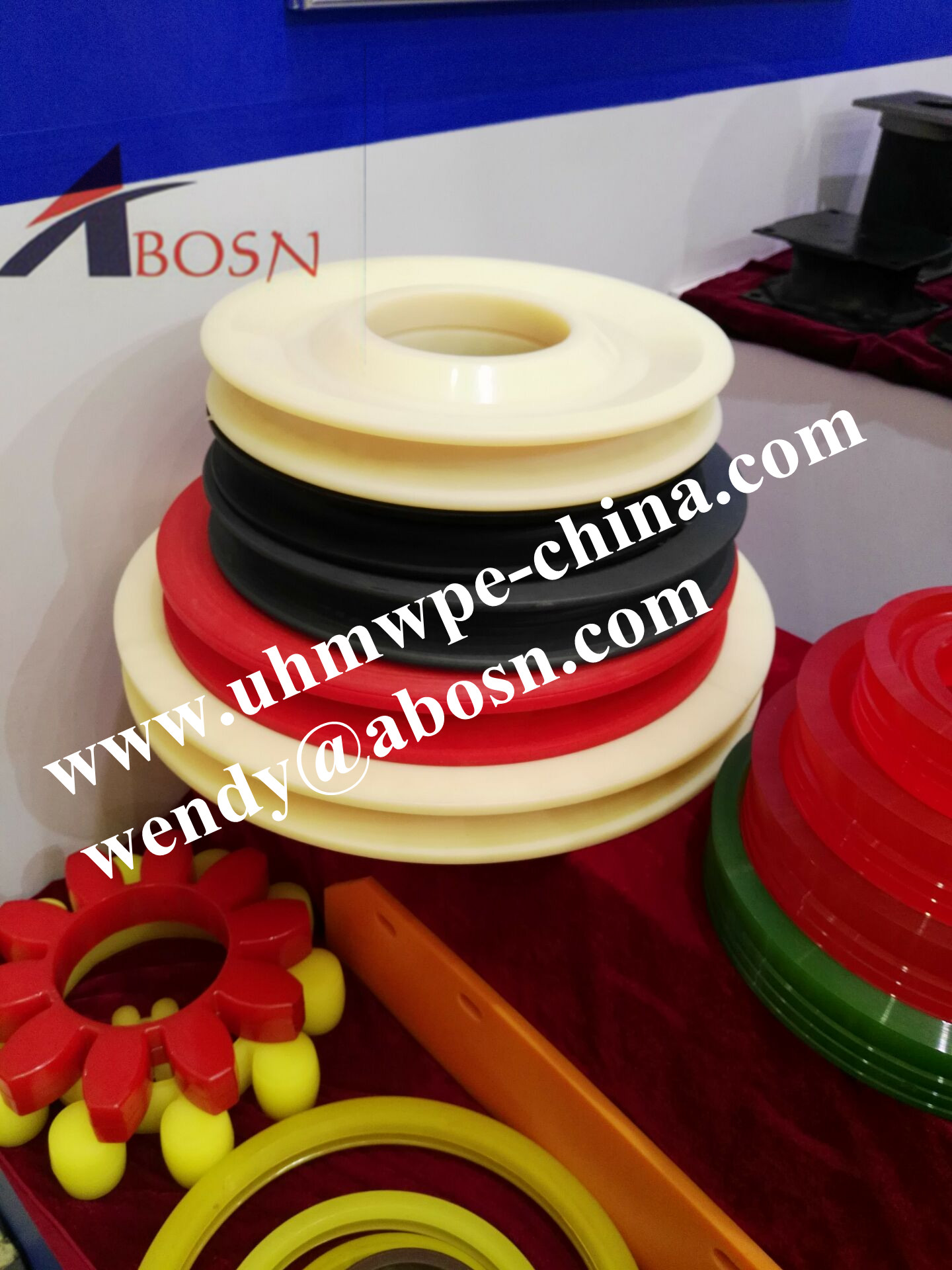 Nylon Pulley for Crane