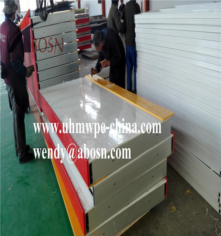 Indoor Dasher Board Fence