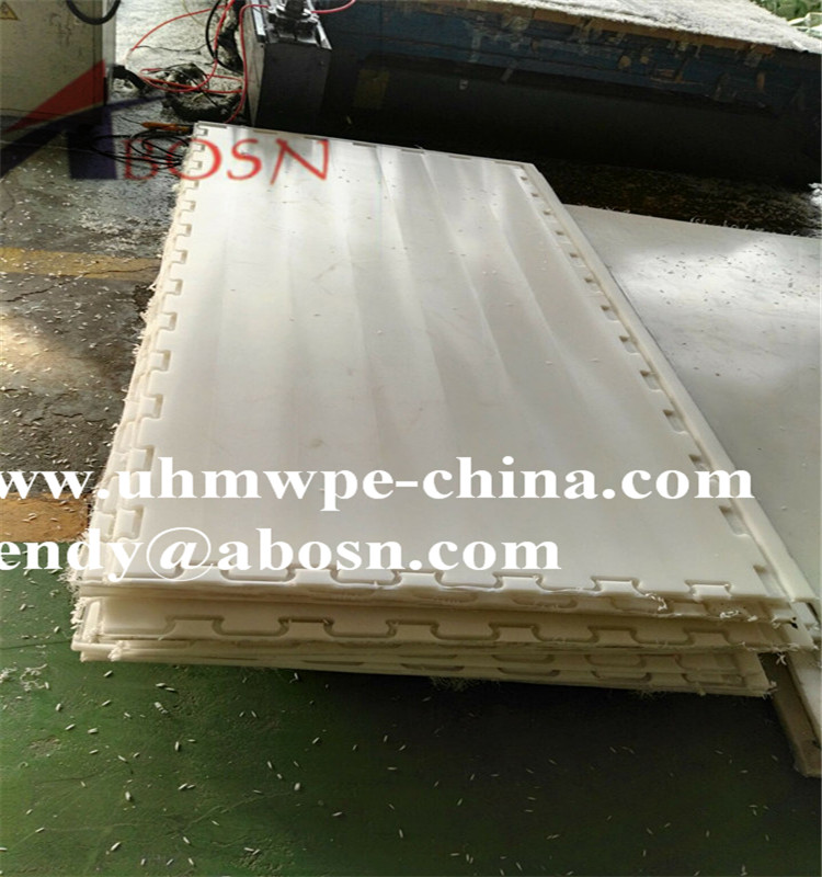 Backyard Ice Rink Boards_UHMWPE Synthetic Ice Rink