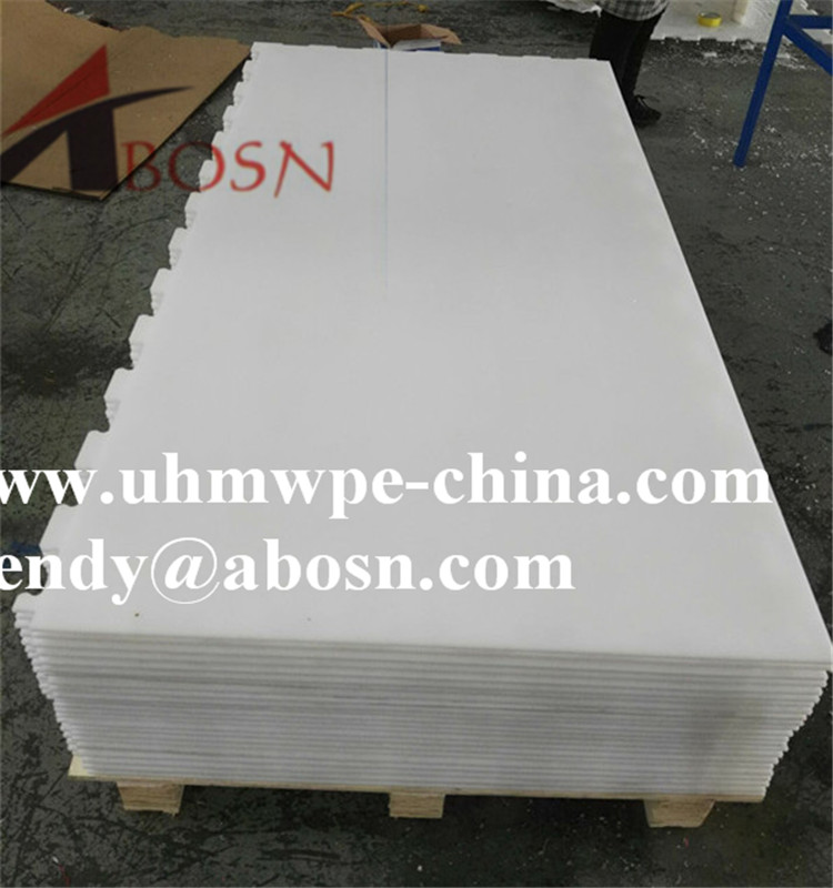 12mm Thickness Synthetic Ice Rink Liner