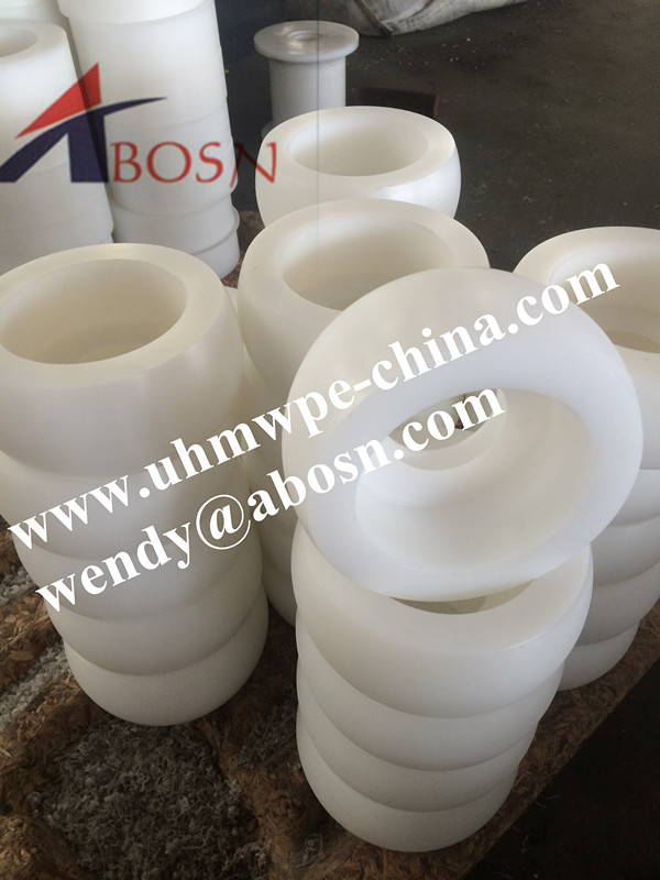 UHMWPE Plastic Pulley Roller
