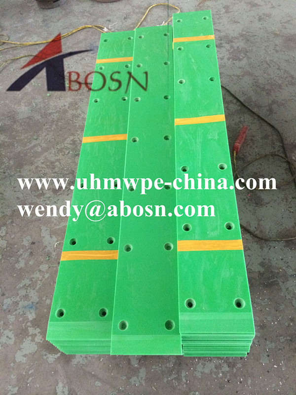 UHMWPE Wear Strips for Palm Oil Industry