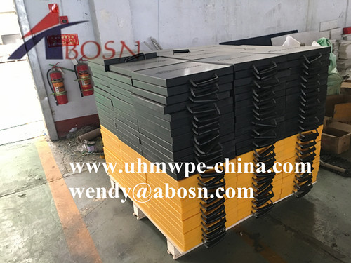 Heavy Duty Crane Support Mat