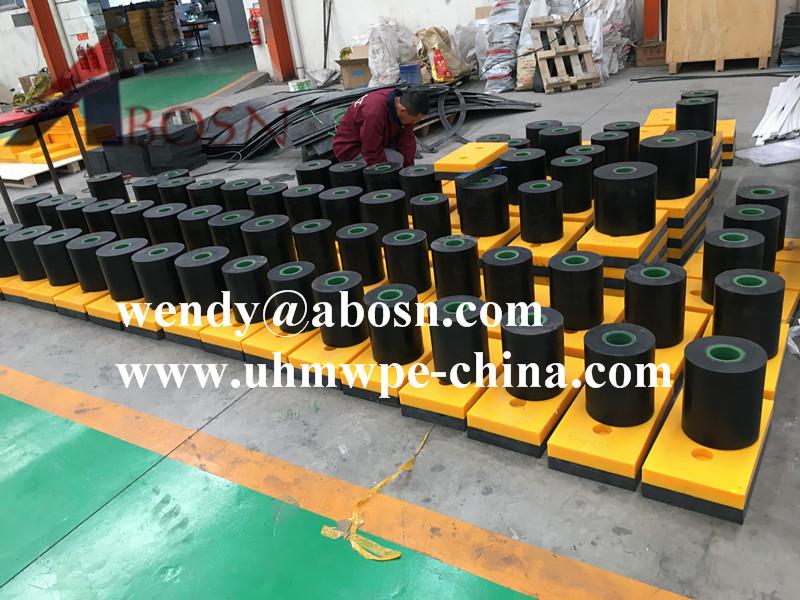 Durable Loading Dock Bumper