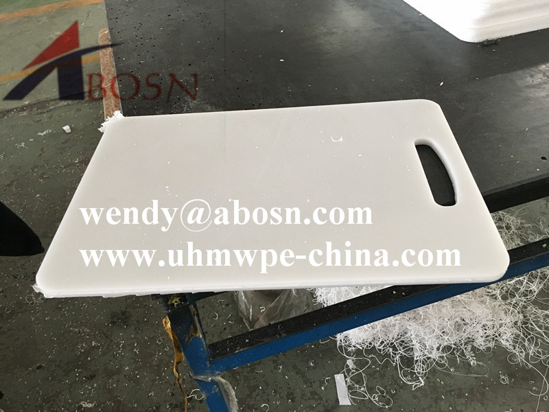 HDPE Chopping Board with Handle