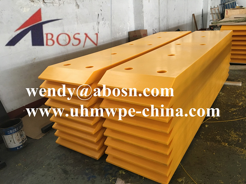 UHMWPE Fender Panel Face Pads