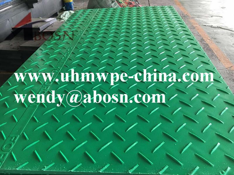 Green Premium Plastic Panels
