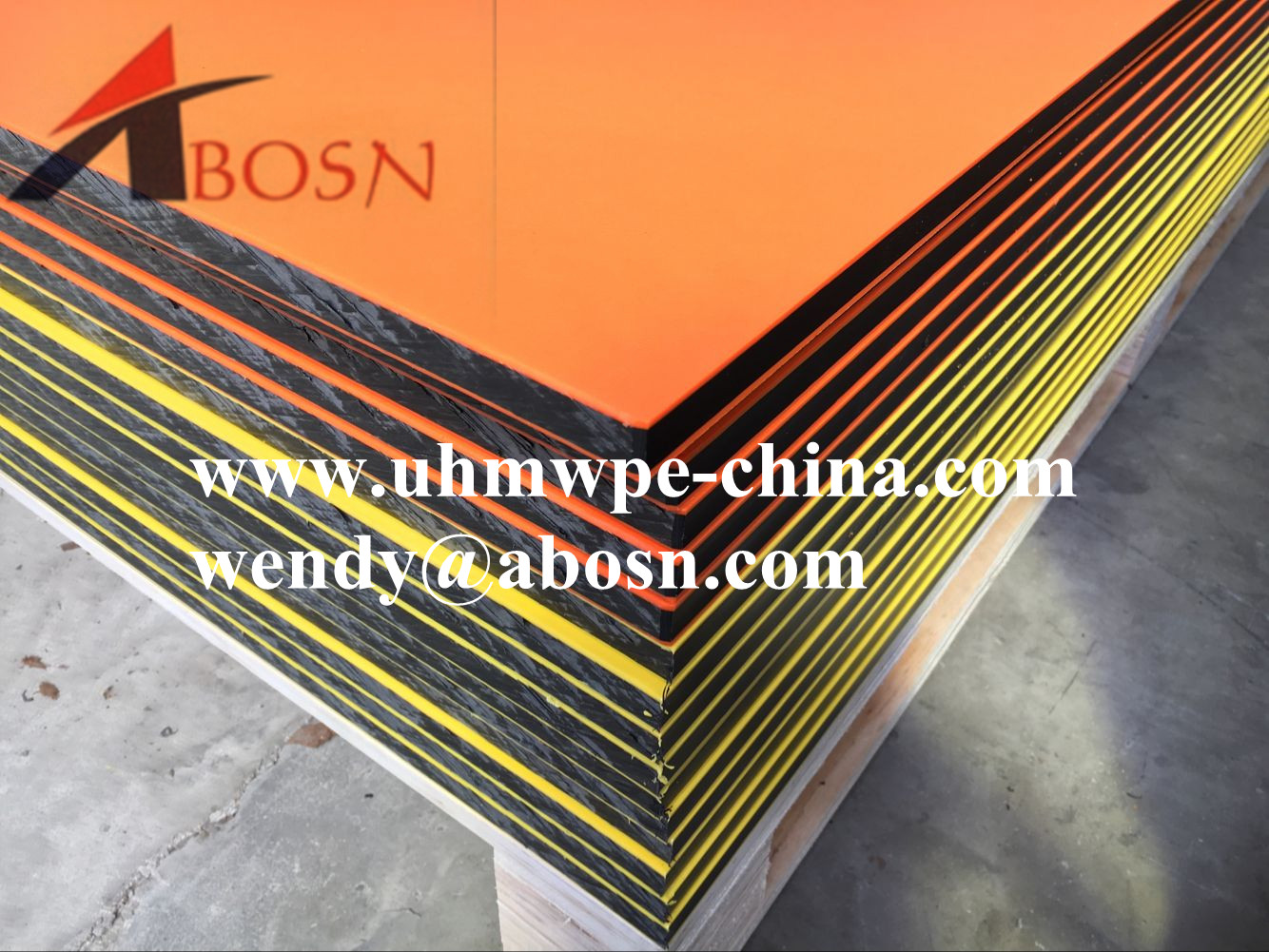 HDPE Tricolor Sheet for Engraving